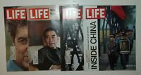 4 Life Magazines 1971 April 30 July 30 November 5 19 What China Wants From Nixon
