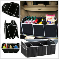 1 Piece Car Auto Seat Organizer Boot Trunk Cargo Storage Box Automobile Stowing