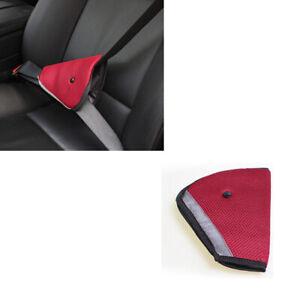 Car Safety Cover Strap Adjuster Pad Harness Seat Belt Clip Baby Kids Safe Gift