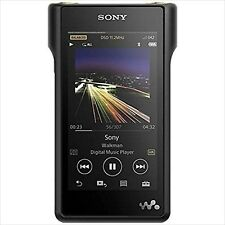 NEW SONY Digital Audio Player Portble Walkman NW-WM1A B Black 128GB Japan