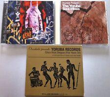 OSUNLADE YORUBA SOUL MIXES RARE 4xCD Cinco Anos Despue (Five Years JOE CLAUSSELL