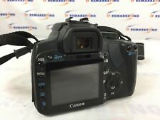 Canon EOS Rebel XTi Digital - with18-55mm Lense and Strap - Black -Tested -