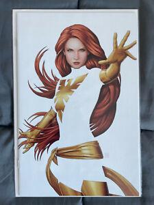 *In Hand* X-Men #19 2021 John Tyler Christopher Negative Phoenix White Variant