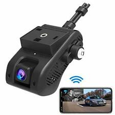 NEW JC200 Dual Dash Cam, Lncoon 3G/WiFi Car Dash Camera 1080P with 3G Live Video