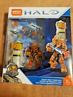 Mega Construx Halo Rocket Boost Power Pack New In Sealed Box