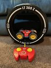 LT 360 Z LITTLE TIKES REMOTE CONTROL Car TIRE ROTATE TWISTER RC Tested Works!