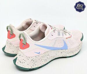 Nike Pegasus Trail 3 Light Soft Pink/Aluminum Women's Size 9.5 DA8698-600 New