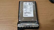 Seagate 146GB 15K Ultra320 SCSI Hard Drive ST3146854LC DC959 Y4707 w/Caddy