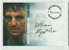 LOST Season 1 Autograph Card A-6 WILLIAM MAPOTHER Ethan Rom