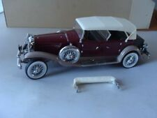 Duesenberg Franklin Mint Diecast Cars, Trucks & Vans