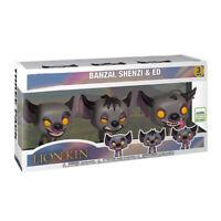Lion King Figures Popular Hyenas Banzai Shenzi Ed Figure Model Toys Kids Gift