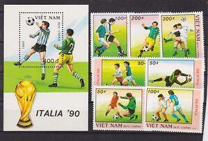 viet nam 1989 world cup,italy,Sc 2008/15  MNH     f2405