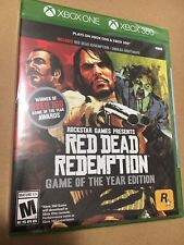 Red Dead Redemption -- Game of the Year Edition Microsoft Xbox One