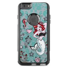 Skin for Otterbox Commuter iPhone 6 Plus - Molly Mermaid by Fluff - Sticker
