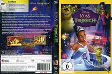 Walt Disney: KÜSS DEN FROSCH --- Trickfilm --- Kinohit ---