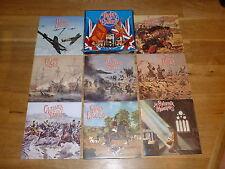TUNES OF GLORY - UK 8-vinyl LP box set