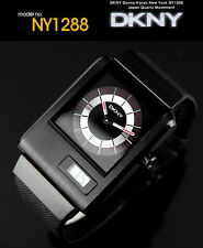 DKNY MEN'S RACING COLLECTION DIGITAL SECONDS WATCH NY1288