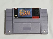 Illusion of Gaia Super Nintendo Game AUTHENTIC SNES RPG giaia - Works Great