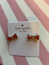 BN Kate Spade Vintage Bow Stud Earrings