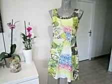 robe coloré d'été ORIGINALE marque SOGGO taille S/M 36 38 40 woman dress 8 6 10