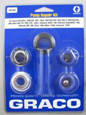 Graco 244194 Pump Repair Packing and Valves for Airless Paint Spray Guns - Blue