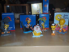 Extremely Rare! Looney Tunes Tweety & Baby Taz Collection Small Figurine Statues