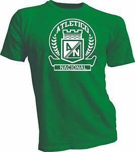 Atletico Nacional Colombia Medellin Futbol Soccer T shirt Camiseta Football