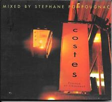 CD DIGIPACK COMPIL 16 TITRES--COSTES--MIXED BY STEPHANE POMPOUGNAC--1999