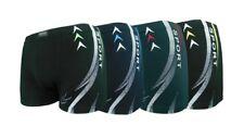 4er Set PESAIL SPORT Boxershorts Unterhose Flex Retroshorts Größen M L XL XXL