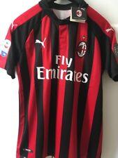 Maglia Milan 2018 2019 Gonzalo HIGUAIN 9 Serie A + patch