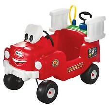 Little Tikes Spray and Rescue Ride on Fire Truck Age 18 Months - 5