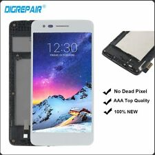 Sliver For LG K8 2017 MS210 Aristo LTE Lcd Display Touch Screen Digitizer with