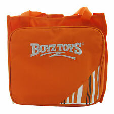 Picnic Bag Boyz Toys 2 Person Outdoor Camping Lunch Folding Food Carry Orange