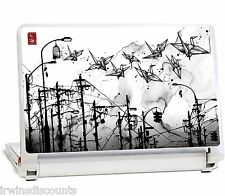 "GelaSkins Protective Skin for Netbooks (Medium) - ""Cable Cranes"""