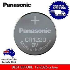 Panasonic Coin Batteries CR1616 CR1620 CR1632 CR2016 CR2025 CR2032 - all sizes