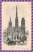 CPA 76 - Rouen la cathedrale