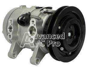 New AC A/C Compressor Fits: 2000 2001 2002 2003 2004 Nissan Xterra L4 2.4L ONLY
