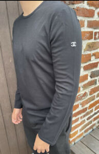 Superbe Tee Shirt Chanel Homme T M