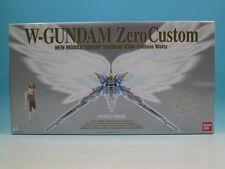 PG 1/60 Gundam Wing Endless Waltz XXX-G00W0 Wing Gundam Zero Custom Plastic ...