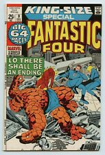 Fantastic Four King-Size Special #9 VG Marvel Comics 1971