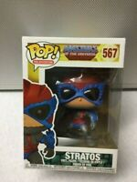 Funko Pop! Stratos #567 Masters Of The Universe + Pop Protector