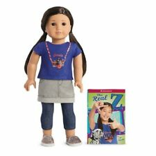 American Girl Z Yang Doll and Book 18 Inch
