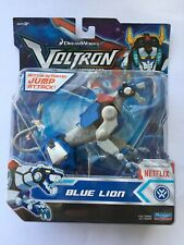 "VOLTRON Legendary Defender Blue Lion 6"" Action Figure Dreamworks Playmates"