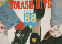 Various-Pop Smash Hits Party 88 2-LP vinyl record (Double Album) UK ADD5