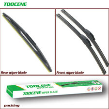 Front and rear windshield wiper blade for Ford Flex 2009-2013 windscreen wiper
