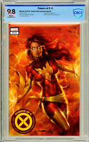 Powers of X #1 - Comics Elite Exclusive - CBCS 9.8!