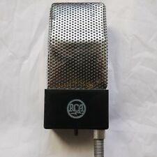 RCA 74-B Junior Velocity vintage ribbon microphone