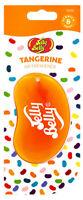 15212 Jelly Belly TANGERINE 3D Bean Air Freshener Car (x1) Hanging Gel Type