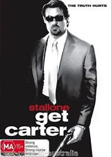 Get Carter DVD SYLVESTER STALLONE Michael Caine ACTION THRILLER BRAND NEW R4