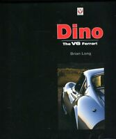 Dino The V6 Ferrari 246 Fiat Dino Lancia Stratos out-of-print book